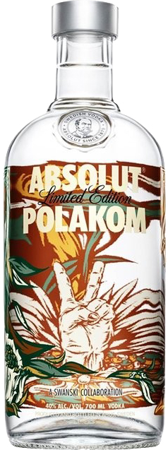 Absolut Vodka Polakom aus Polen