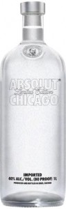 Absolut Chicago ohne Design