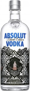 Absolut Vodka Blank 3 Pil Peled Israel