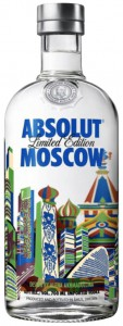 Absolut Vodka Moscow