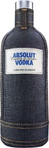 Absolut Vodka Denim