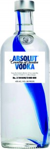 Absolut Vodka Originality